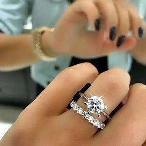 ❤️The Windsor Classic Ring Set❤️